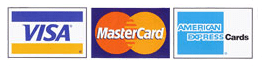 accepted credit cards graphic