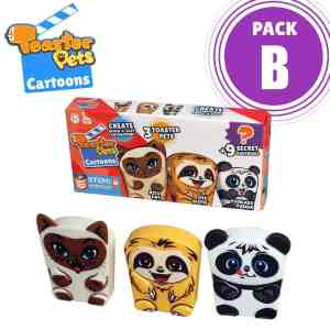 Toaster Pets Series 1 (Pack B)