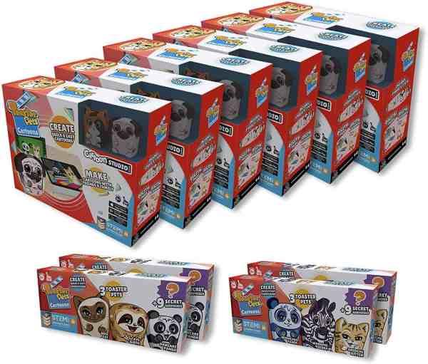 Toaster Pets Cartoons Education Mega Bundle