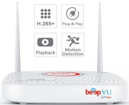 Beep VU – Wireless IP Camera
