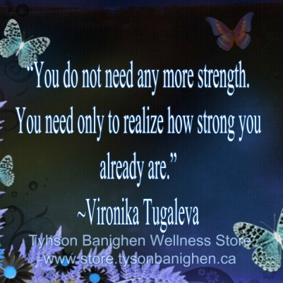 realizeyourstrength
