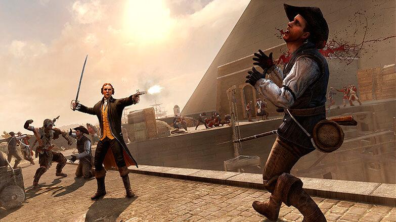 Assassin's Creed® III - Betrayal (DLC)