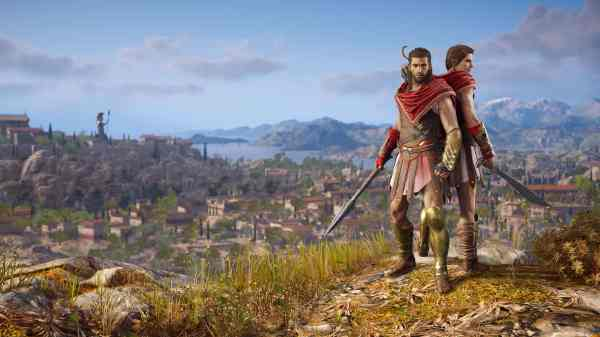 Assassin's Creed Odyssey - Official Ubisoft Store - UK
