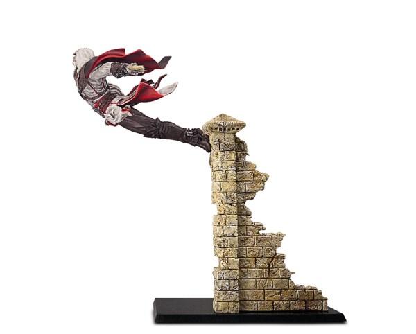 "Assassin's Creed | Ezio ""Leap of Faith"" Figurine | Ubi ..."