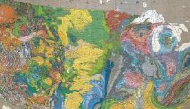 HD Decor Images » Product   USGS Store GEOLOGIC MAP UNITED STATES  US