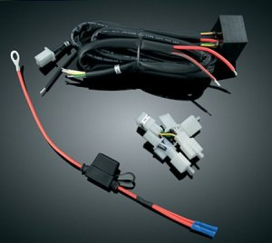 Trailer Wiring Harness, Available for Multiple Bikes