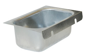 ventilation direct hood grease cup