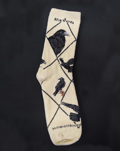 Raven Socks
