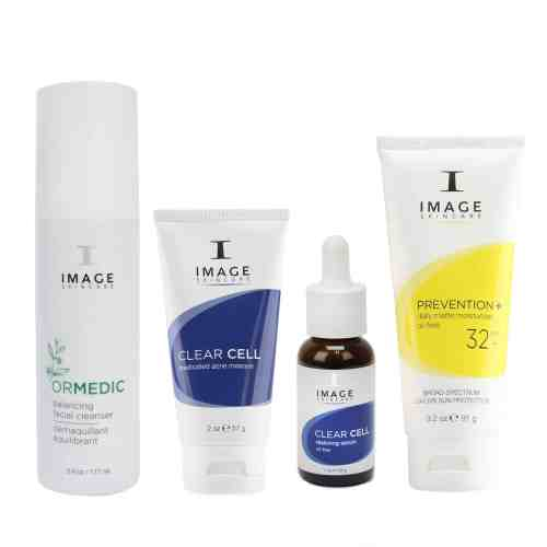 Image Skincare In The Clear At-Home Facial Kit