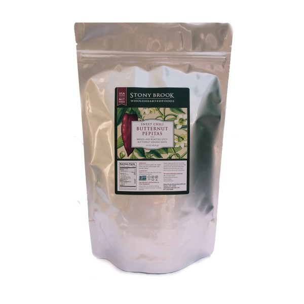 Sweet Chili Butternut Pepitas, 1 lb