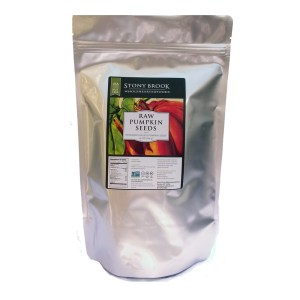 Raw pumpkin seeds, 1 lb