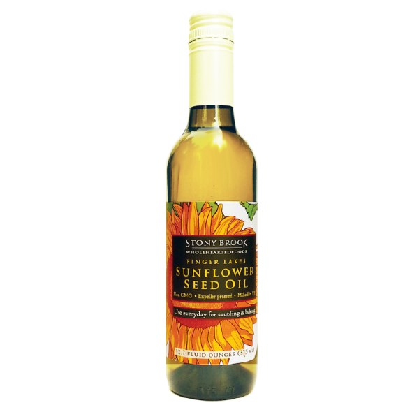 Sunflower Oil 12.7 fl oz