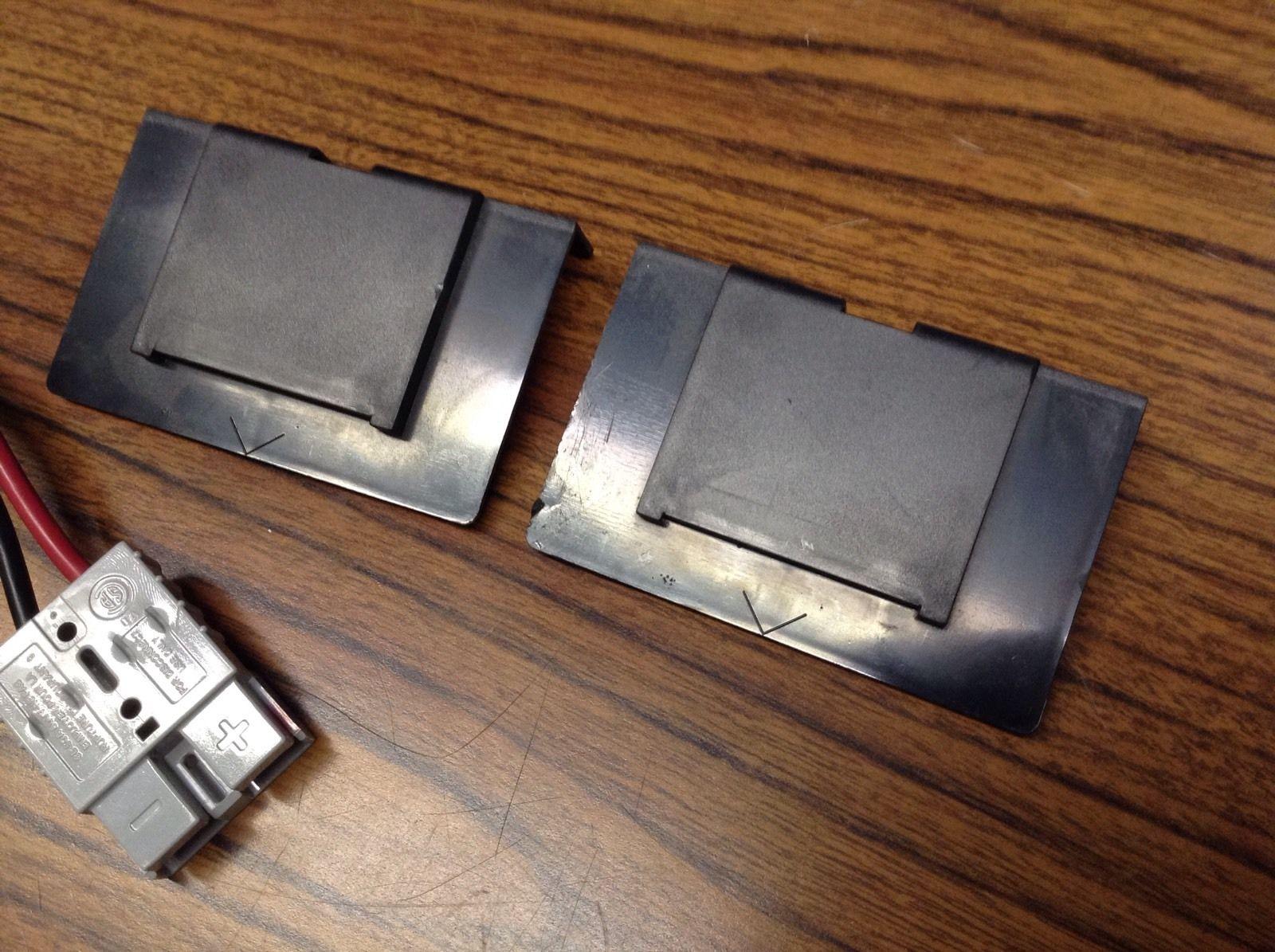 APC BATTERY CONNECTOR WIRING HARNESS + FUSE RBC7 RBC11 SMART UPS 1400 1500  2200