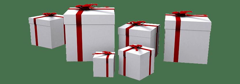 A myriad of cost–free bonuses