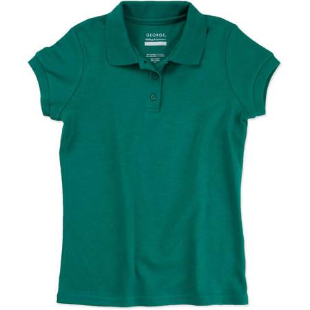 233438ea89 George Girls' School Uniforms Short Sleeve Polo Shirt – Store 232