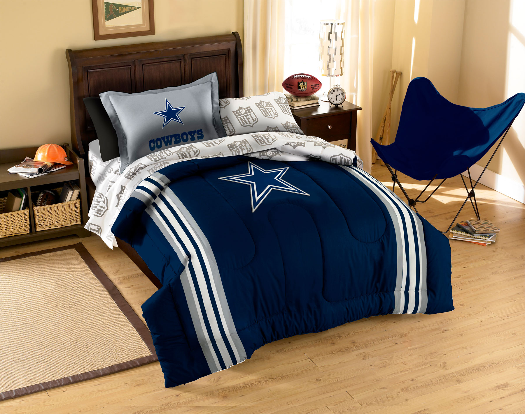 Dallas Cowboys Bedding Set