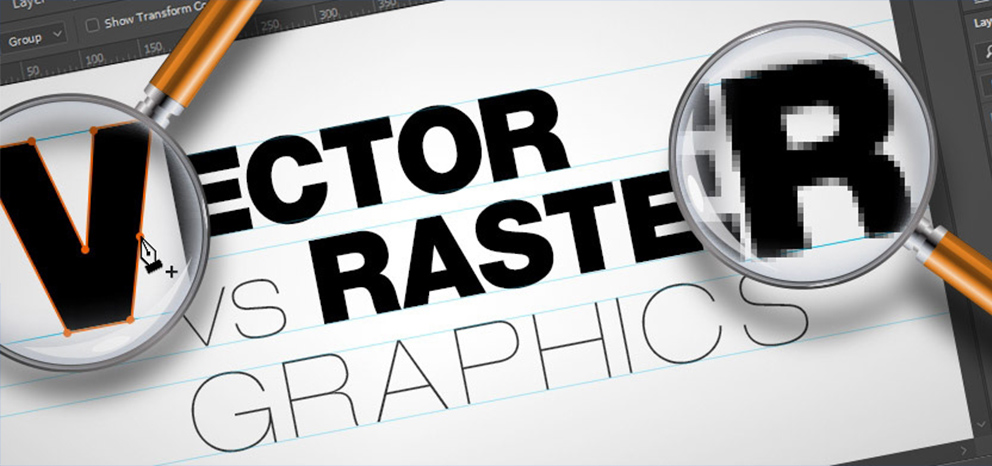 grafica vectorială