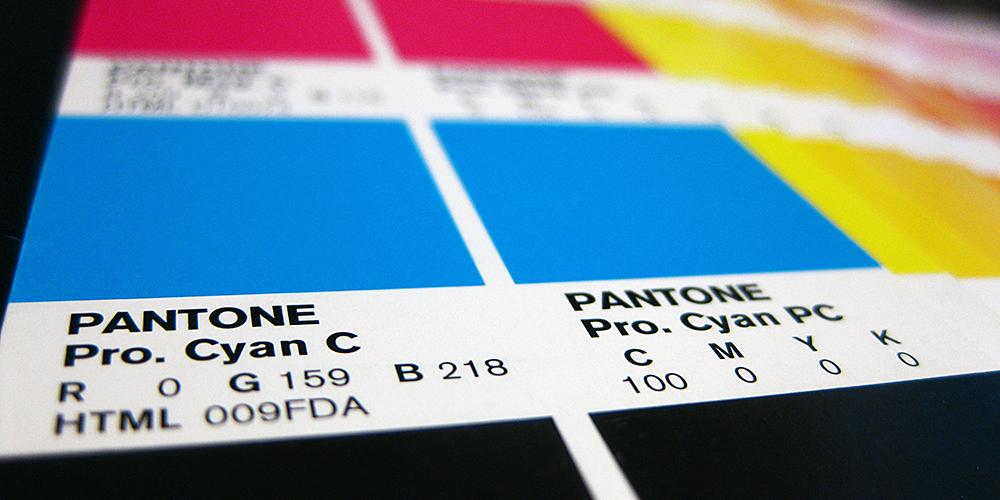 Obținerea culorii dorite
