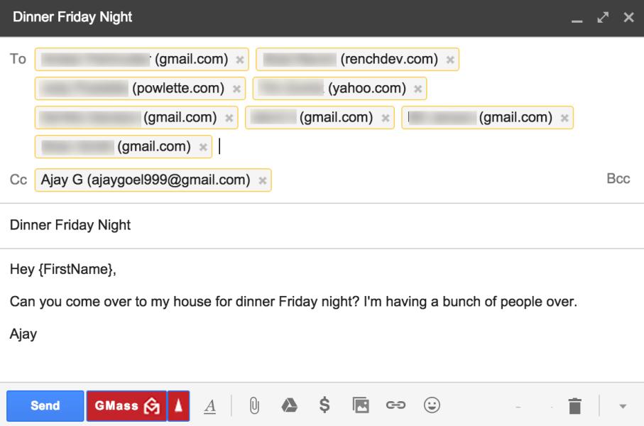 cc & bc e-mail