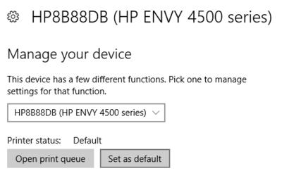 Windows 10 Imprimantă Implicită Tutoriale It Storeday România
