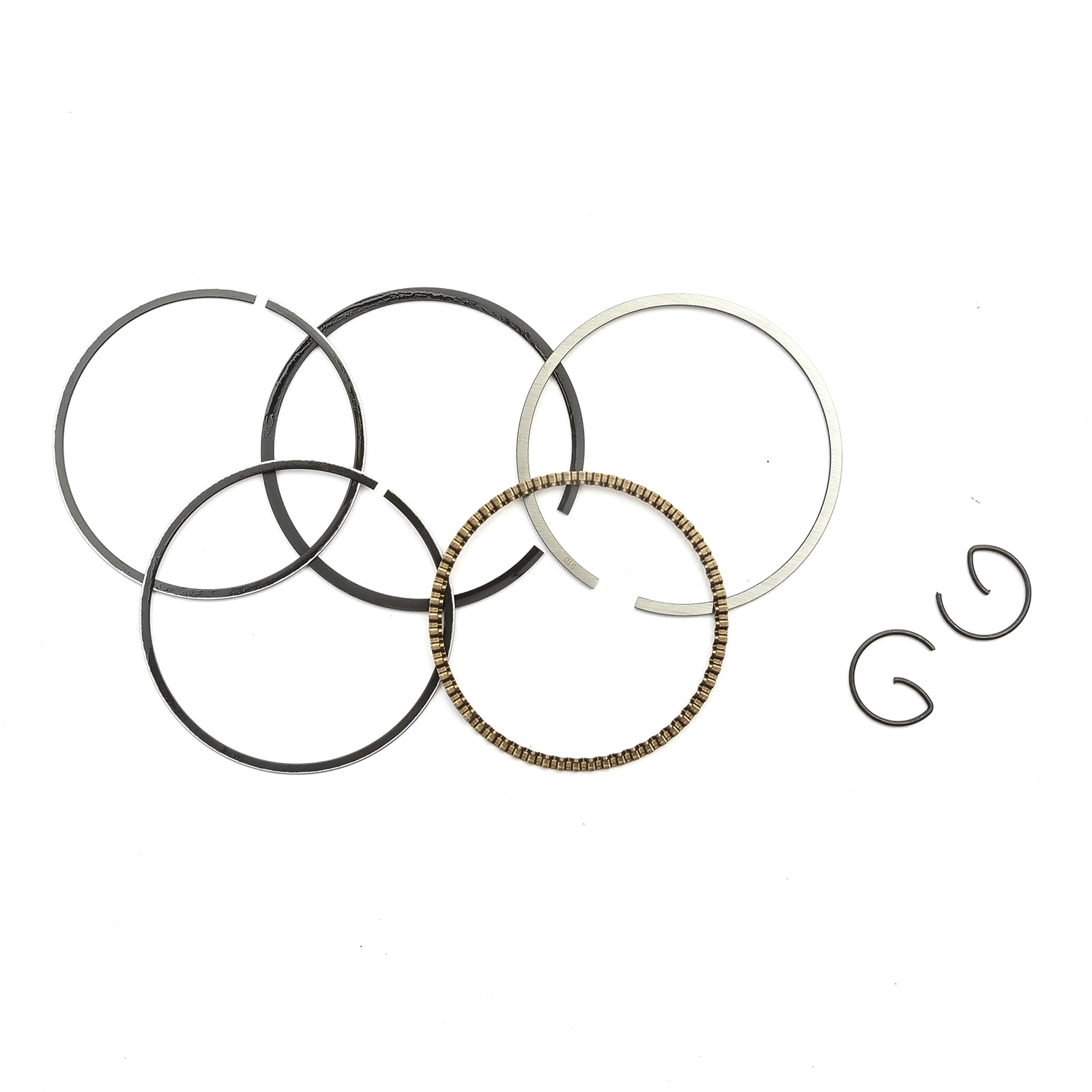 Pitbike Pit Dirt Bike Piston Kit Ring 52 4mm 14mm Pin