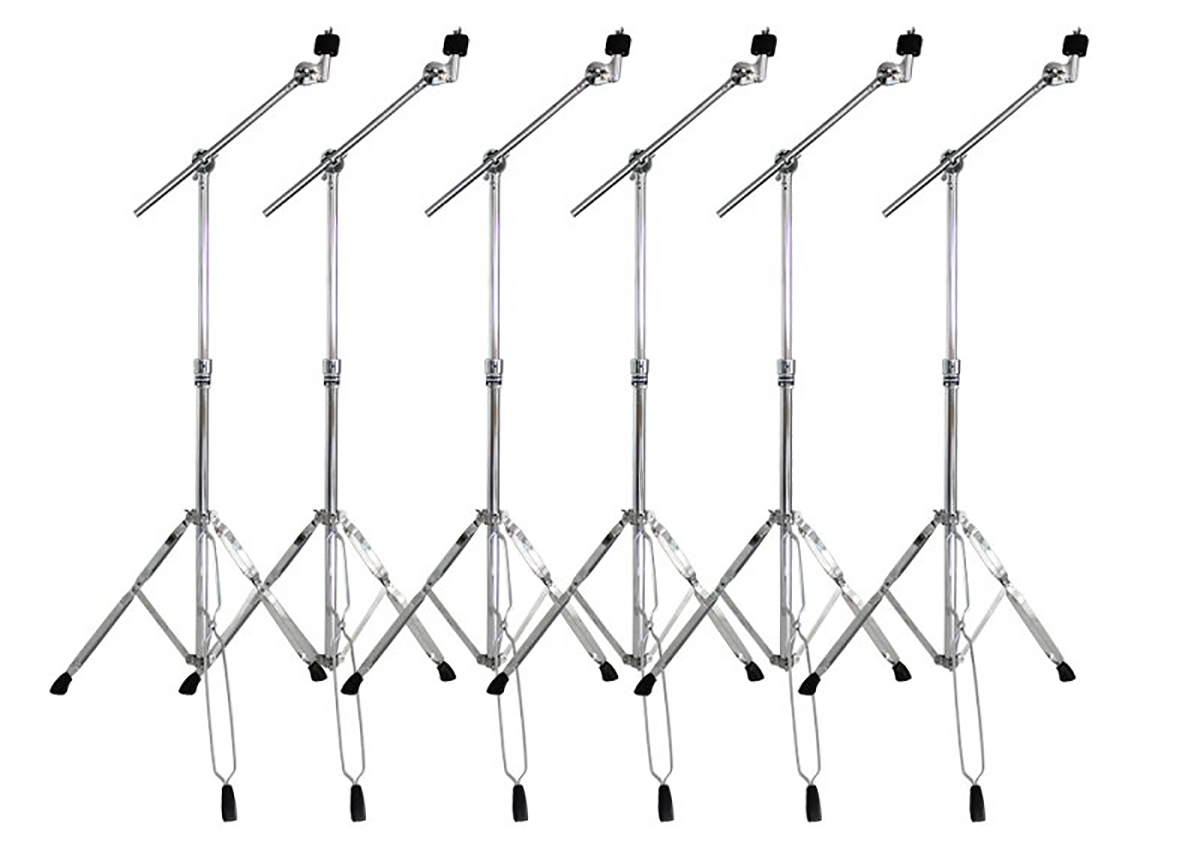 Mapex Tornado Cymbal Boom Stand Double Braced Six Pack