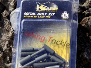 Metal Bolt Clip Set