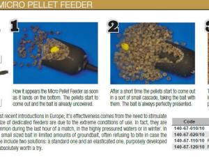 Micro Pellet Feeder