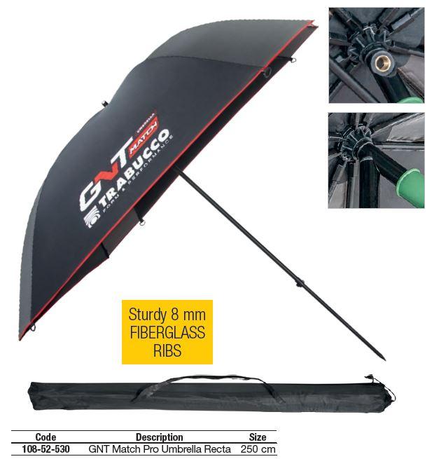 GNT Match PRO Umbrella RECTA