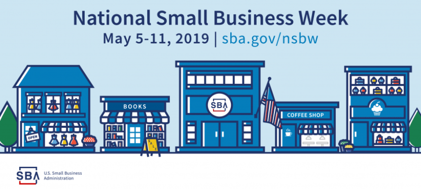 Celebrate National Small Business Week!