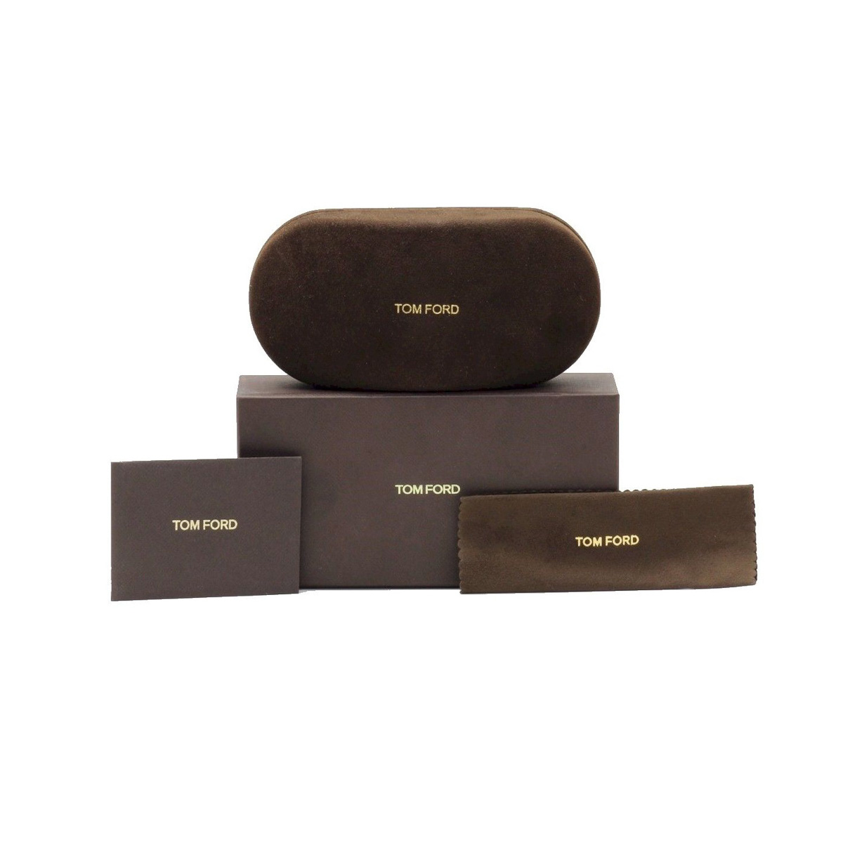 Tom Ford eyewear packaging