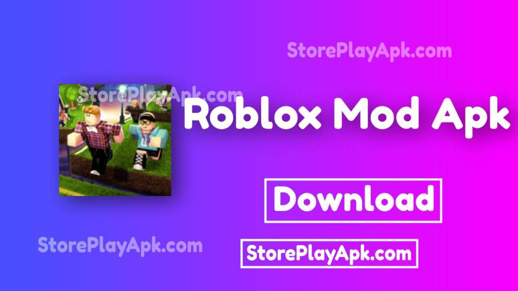 Download Roblox Mod Apk Latest Version 2 436 Unlocked