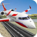 City Airplane Pilot Flight Mod Apk
