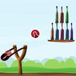 Bottle Shooting Game Mod Apk