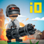 Warriors.io Battle Royale Action MOD APK