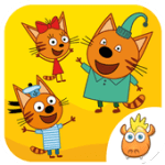 A day with Kid-E-Cats Mod Apk