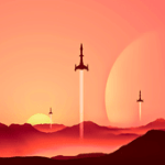 Space Chase Mod Apk