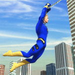 Flying Hero Crime Simulator Mod Apk
