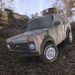 Forest Roads Niva Mod Apk