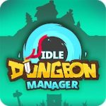 idle dungeon manager mod apk