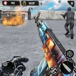 real commando fire ops mission mod apk