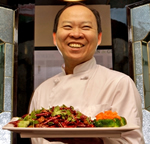 Chinese chef Peter Chang