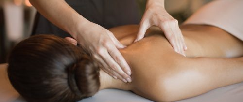 Woodhouse Spa massage