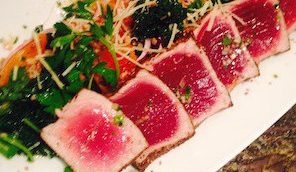 River Falls Tavern tuna