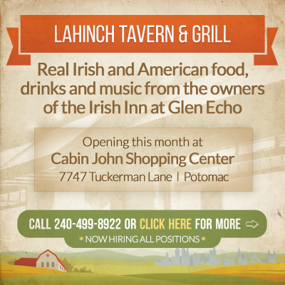 Lahinch opening ad: http://www.lahinchtavernandgrill.com