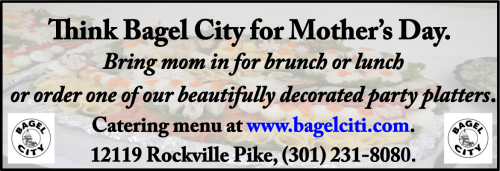 2016 Bagel City Mother's Day ad 1200