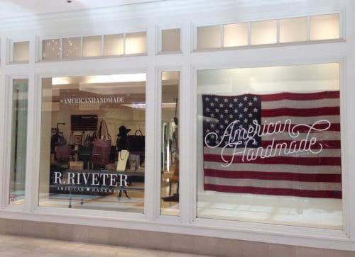 5ac4e1c105c R. Riveter store at Westfield Montgomery Mall