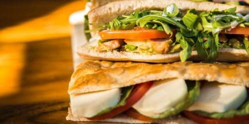 Cosi sandwich