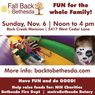 Fall Back to Bethesda: http://www.backtobethesda.com