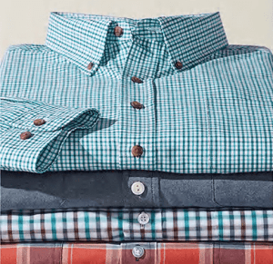 DXL men's shirts